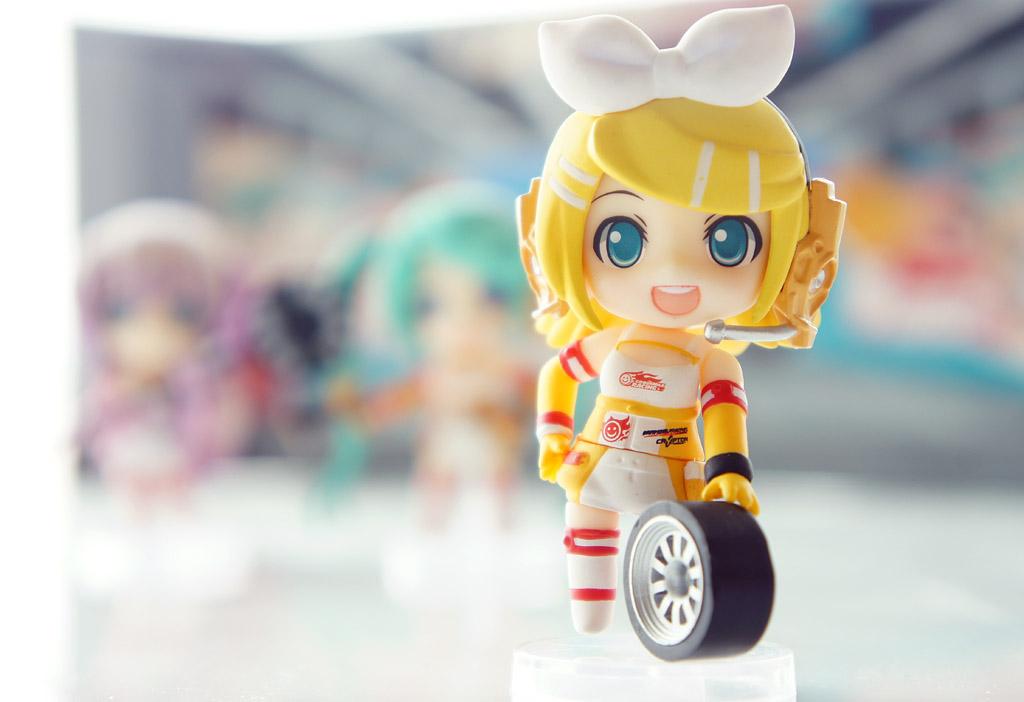 Nendoroid Petit Racing Miku 2010