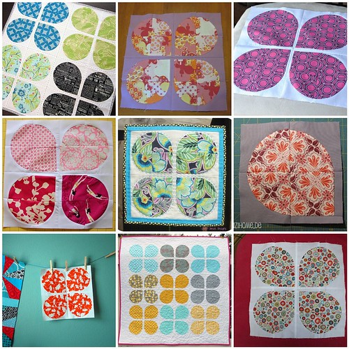 retro flower quilt inspirations
