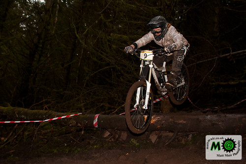 Photo ID 55 - 9 - Brad ILLINGWORTH - Expert, Northern downhill 2012 Round 1 - Alwinton, Race run 2 by mattmuir.co.uk