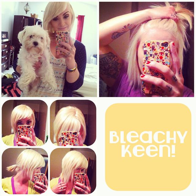 Bleachy Keen Beck