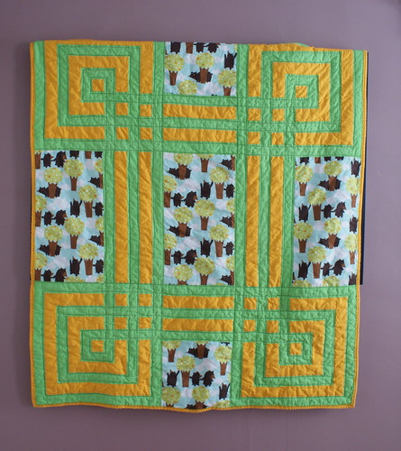 Ugly Baby Quilt