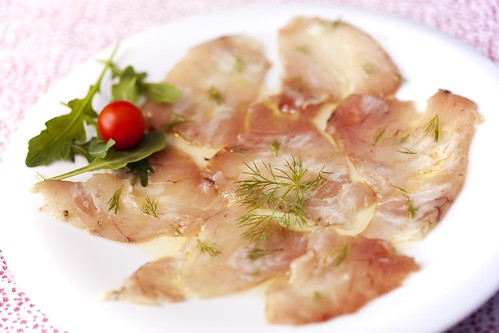 Carpaccio de tonyina 2