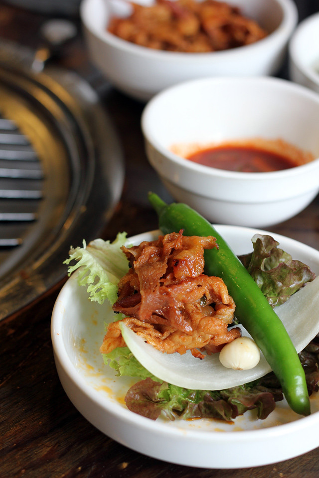South korean food 29 of the best tasting dishes korean barbecue south korean food korean barbecue gogigui forumfinder Choice Image