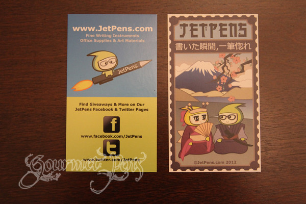 JetPens LE Sticker