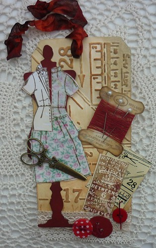 sewing tag tuesday