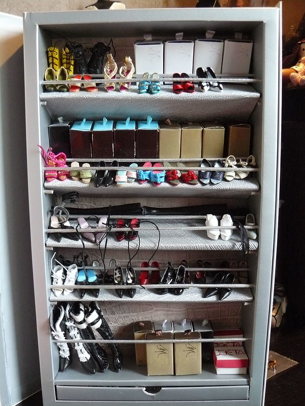 Fabriquer des accessoires - Comment fabriquer un meuble a chaussure ...