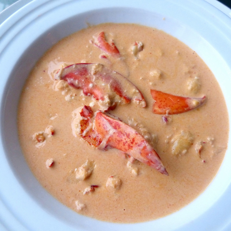 Lobster Stew Paradise