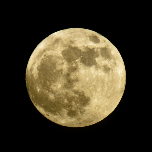 Supermoon 5th May 2012