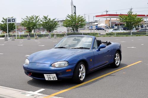 1999 MAZDA ROADSTER 10th Anniversary model