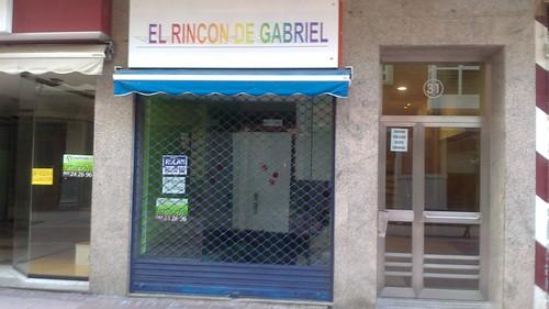 Local cerrado en Logroño Calvo Sotelo Paseo de la Cien tiendas