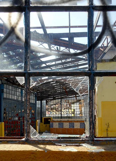 Through Demolition
