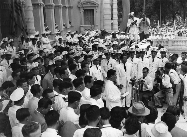 Saigon 1955 - Proclamation of the Republic