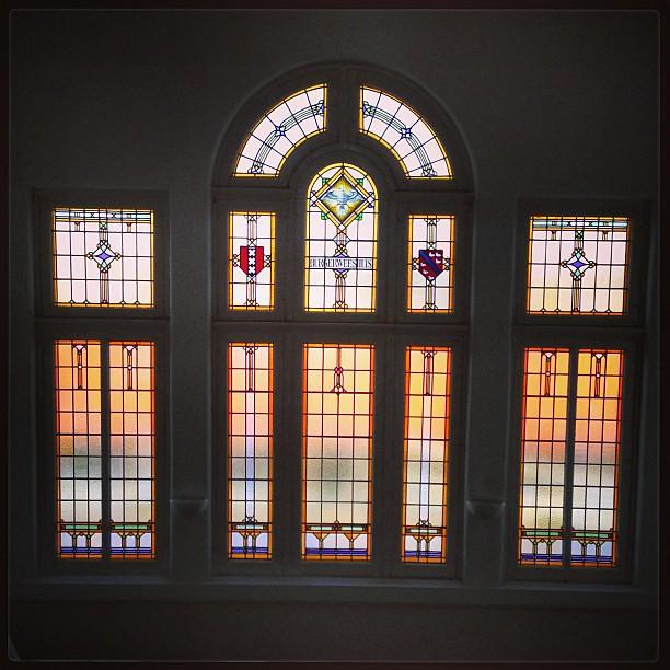 De ramen blijven bijzonder in het Zeehuis in Bergen aan ...