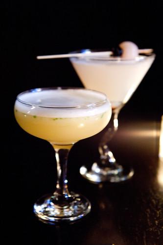 Yuza Addictive & Lychee Martini