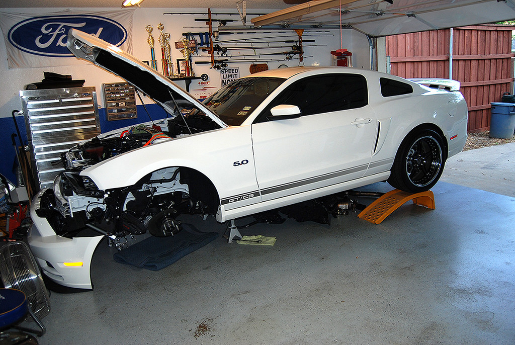 Hellion Twin Turbo Project - The Mustang Source - Ford Mustang Forums