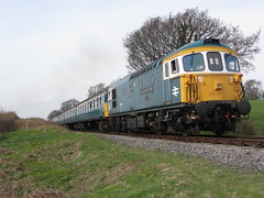 33109 + 4-VEP 3417 on Wanders Curve 28/04/13