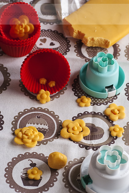 Cupcakes banoffee_Silikomart
