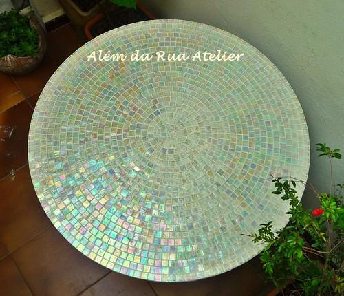 Tampo de mosaico