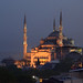 Blue Mosque, Istanbul by backintheworld