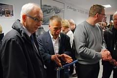 Yvon Robert, Luc Gervais et Sylvain Engelhard