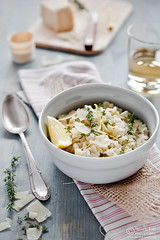 Lemon Thyme Fennel Risotto-53 by Meeta K. Wolff