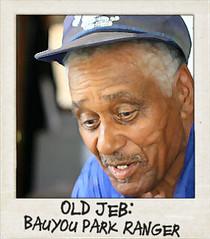 Old Jeb: Bayou Park Ranger