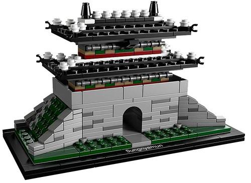Lego Sungnyemun