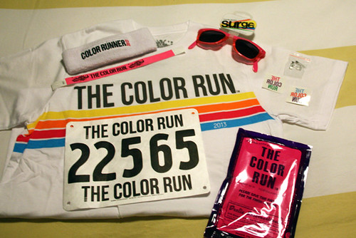 Color-Run-Packet