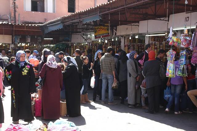 113 - Plaza Jemaa El Fna