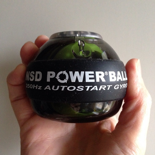 NSD Powerball 250Hz Autostart Gyro