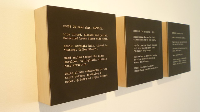 RU EXHIBITION: Ways Of Reading, A Solo Exhibition By Kristin McIver