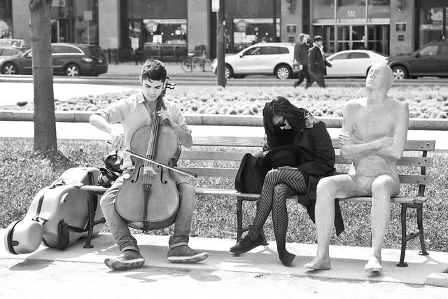 260/365 - Cello Practice