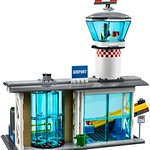 LEGO City 60104 - Airport Passenger Terminal