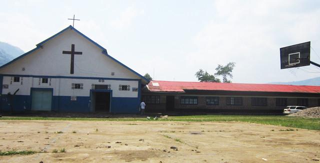 Prêtre en RDC