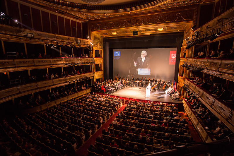European Heritage Awards Ceremony 2016 in Madrid