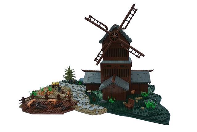 The Nine Kingdoms: Mill