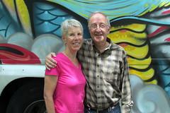 Joan and Pat