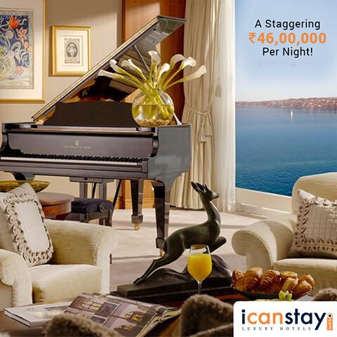 luxury hotel deals Delhi