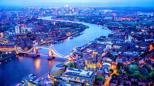 london england uk towerbridge thamesriver theshard cityscape city citylife urban nightphotography night viewfromabove aerial nikon d610 architecture buildings bridge travel travelphotography urbex