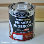 Super Flexible Primer & Undercoat Paint