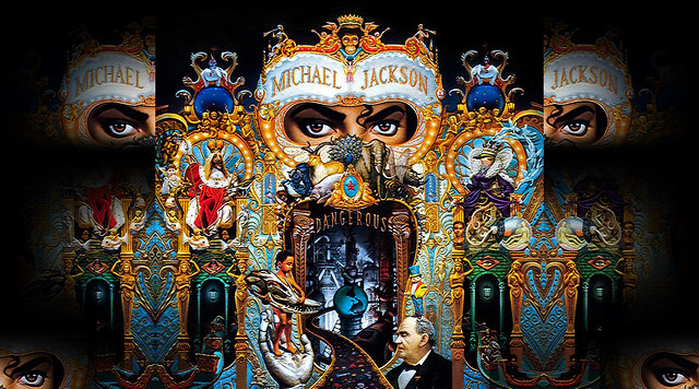 0090 - Michael Jackson - Dangerous