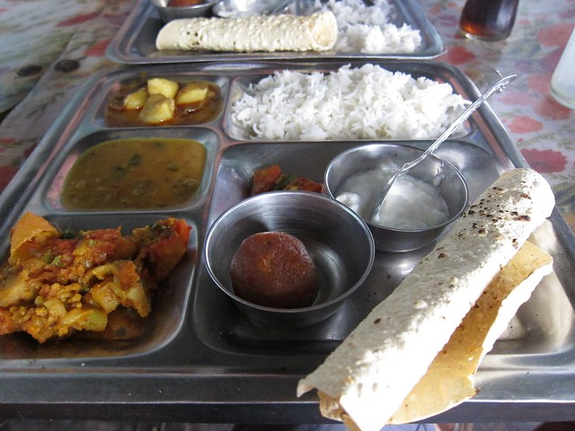 Thali #2, from a Market Stand in Orchha