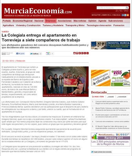 MurciaEconomía.com.22-2-12 La Colegiala2