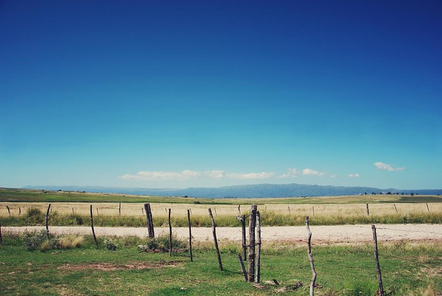 La Pampa de Olaen