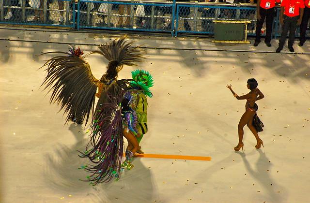 Rio's Carnival: Sao Clemente3