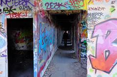Frontignan Abandoned City Warehouse