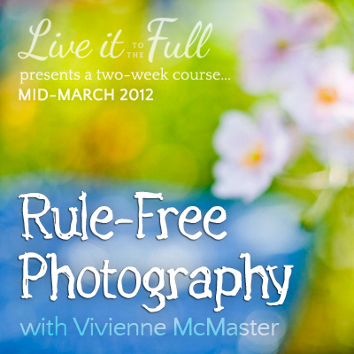 Rule-Free Photography