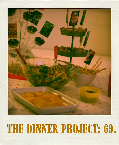 the dinner project: kw 8