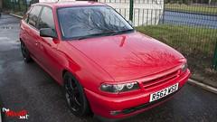 Robert's Mk3 Vauxhall Astra - V6