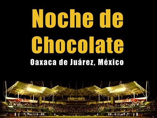 Noche de Chocolate